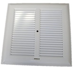 Broan White Metal Grille 315, 317, 660, 661, 662, 664, 665, 666, 668, 669 (Replaces 97000650, -