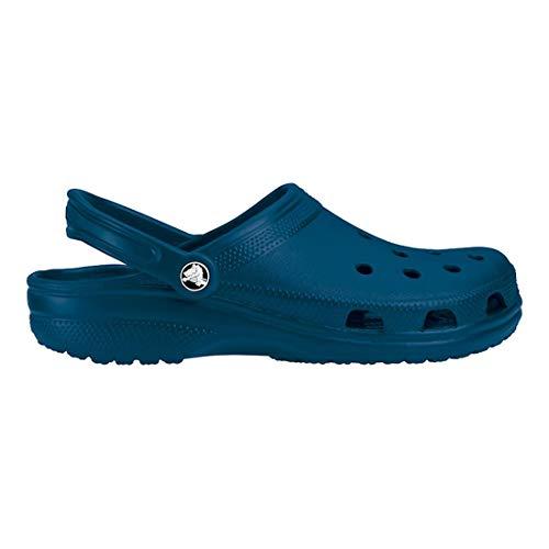 Marino Zuecos Adulto Unisex Crocs Classic Azul wTXqRSg