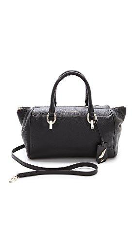Diane von Furstenberg Women's Sutra Small Duffel Bag, Black, One Size