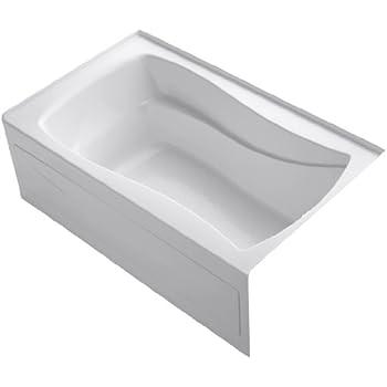 Kohler K 1242 Ra 0 Mariposa 5 Foot Bath With Right Hand