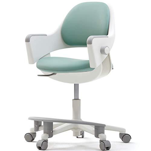 SIDIZ Ringo Chair Series (Mint Green (Swivel/Sit-Brake Casters + Footrest))