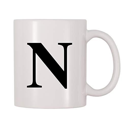 4 All Times Formal Letter N Coffee Mug (11 oz) ()