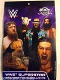 WWE Superstar 200+ Sticker Book
