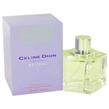 Belong by Celine Dion - Eau De Toilette Spray 3.4 oz - Women