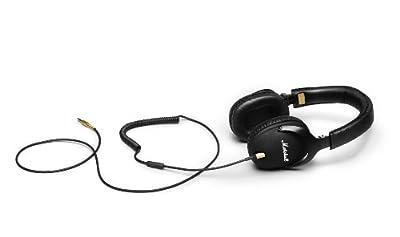 Marshall 04090800 Monitor Over-The-Ear Headphones - Black from Marshall