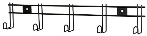 Tough-1 Permanent Mount 5 Hook Tack Rack by Tough-1