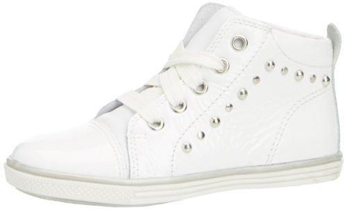 Richter Kinder Lauflerner Lackleder Schnürer Mädchen-Schuhe 0321-321-0100 Panna/White