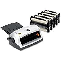 Scotch : Heat Free Laminator, 8-1/2 Wide, 1/10 Maximium Document Thickness -:- Sold as 2 Packs of - 1 - / - Total of 2 Each