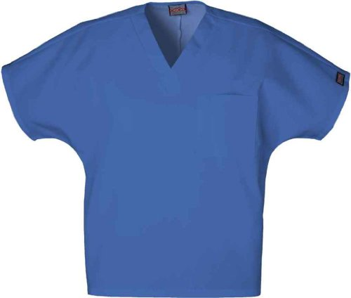 Cherokee Workwear Unisex V Neck Tunic