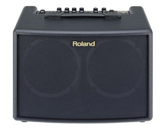 Roland AC-60 - 30W 2x6.5'' Stereo Acoustic Amp- Standard by Roland