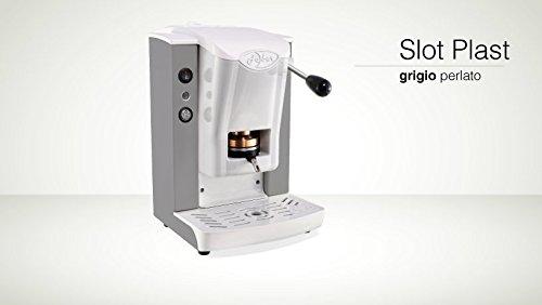 9 opinioni per MACCHINA CAFFE IN CIALDE FABER SLOT PLAST COL GRIGIO