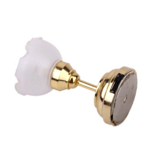 R dor Plafonnier LED Miniature pour 1//12 Maison de Poupee TOOGOO