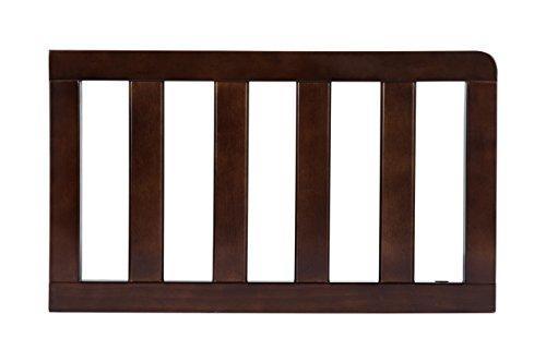 Delta Children Toddler Guardrail, Chocolate