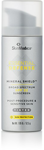 - SkinMedica Essential Defense Mineral Shield SPF 32, Tinted, 1.85 oz.