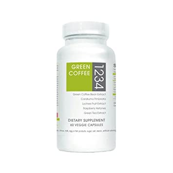 creative bioscience green coffee 1234 recensioni