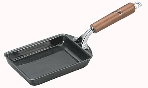 Ehumed 200V iron made Egg Pan middle