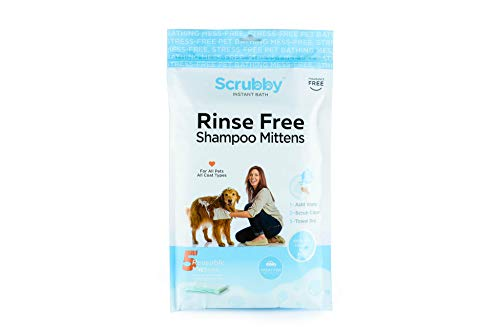 No Rinse Pet Wipes- Use for Pet Bathing, Pet Grooming, and Pet Washing, Simple to Use ,Just Lather, Wipe, Dry. Excellent…