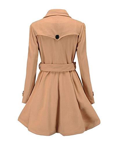 Trench Blousons Et Manteaux Veste Automne Femme Coat Manteau GladiolusA TqwdT6