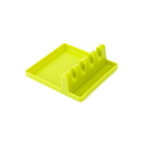 Kitchen Utensil Rest, Green (Style-EG1P)