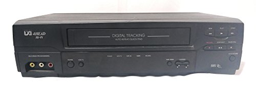 Series LXI VCR VHS player (Lxi Series)