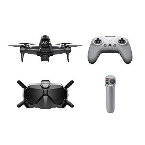 DJI FPV Combo with Motion Controller – First-Person View Drone Quadcopter UAV with 4K Camera, S Flight Mode, Super-Wide…
