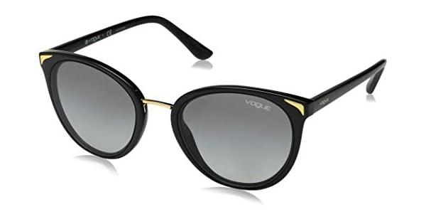 Amazon.com: Vogue Mujer vo5230s 54 anteojos de sol 54 mm ...