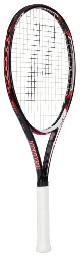 Prince EXO3 Red 105 Strung Tennis Racquet Size 4-3/8 NWT