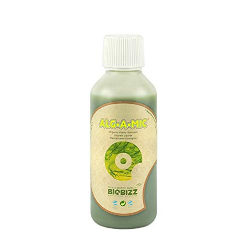 Biobizz Vitality Booster Fertiliser Alg-A-Mic – 250 ml