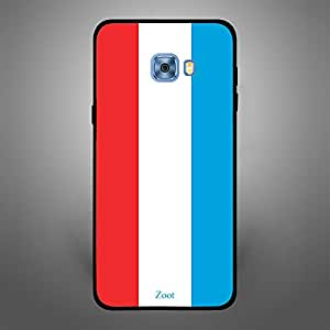 Samsung Galaxy C5 Luxembourg Flag