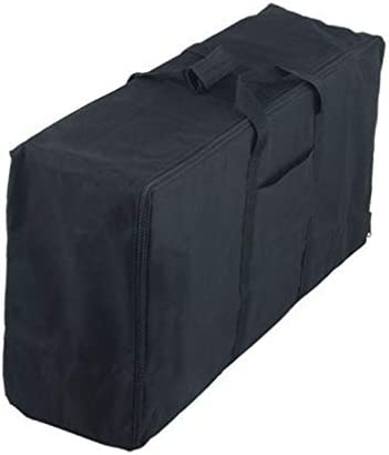 ProHome Direct Heavy Duty Stove Carry Bag for Camp Chef Double Burner Cookers, Black