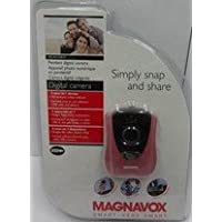 Magnavox Pendant Digital Camera - Pink