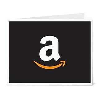 Amazon Gift Card - Print - Black Amazon A (B01M1NLK7O) | Amazon price tracker / tracking, Amazon price history charts, Amazon price watches, Amazon price drop alerts