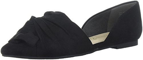 Bc Footwear Womens Snow Cone Ballet Flat Black