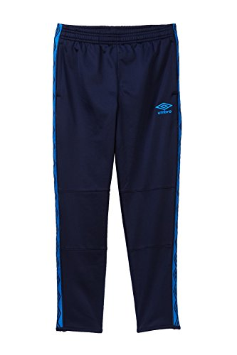 Umbro Men's Double Diamond Track Pants (Large, (Umbro Long Sleeve)