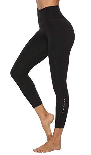 JOYSPELS Leggings Damen, Sportleggins für Sport Laufen Yoga, Sporthose Yogahose mit Taschen
