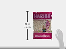 haribo marshmallows mini bags