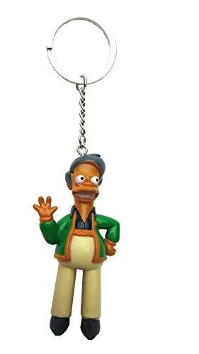 Fox The Simpsons APU 3D PVC Key Ring
