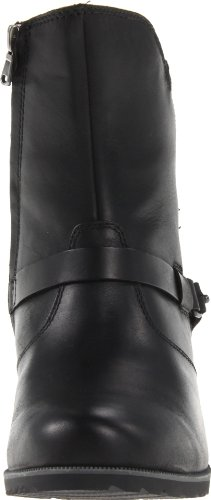 Leather La Women's Boot Teva De Black Vina Low xSgpTZIwq