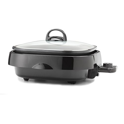 Aroma Housewares ASP-238BC Grillet 3-in-1 Indoor Grill