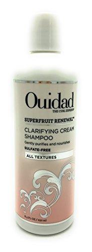 Cream Shampoo (Ouidad Superfruit Renewal Clarifying Cream Shampoo, 8.5 oz)