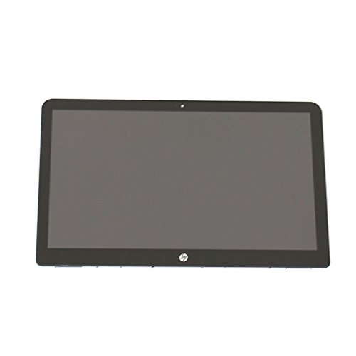 Simda- Replacement Touch Lcd Screen + Bezel for HP PAVILION X360 15-BK153NR 862643-001