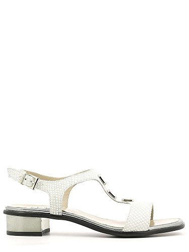 Keys 5405 High Heeled Sandals Women White