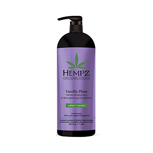 Hempz Moisturizing Strengthening Conditioner Vanilla