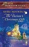 The Parson's Christmas Gift, Kerri Mountain, 0373828020