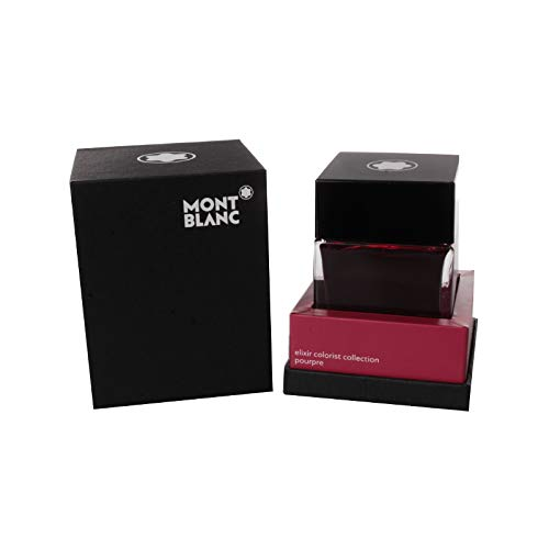 Montblanc Elixir Colorist Collection, Pourpre, Fountain Pen Ink Bottle 50 ml by MONTBLANC (Image #2)