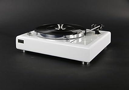 Amazon com: Restored & Modified Thorens TD 150 Turntable White