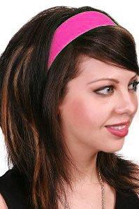 Amazon.com  80 s - Neon Pink Headbands  Toys   Games ec750f7431a