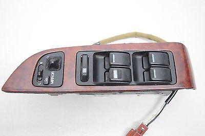 02-03-04-acura-rl-left-driver-master-window-switch-woodgrain-oem