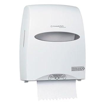 SANITOUCH duro rollo Dispensador de toallas, 12 3/5 W x 10 1/