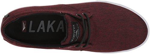 Lakai Daly Skate Skoen Burgunder Tekstil